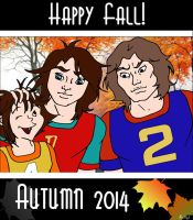 Autumn 2014 by springie