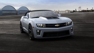 2015 Chevrolet Camaro Convertible ZL1 by sfaber95