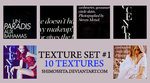 Icon textures set1 by Shimossita