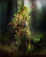 The Green Man by InertiaK
