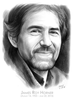 RIP James Horner 1953 - 2015 by gregchapin