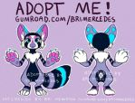 Adoptable + Reference Sheet OPEN by BriMercedes