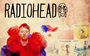 Radiohead by LabsOfAwesome