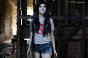 Marceline the Vampire Queen by infernalsedation