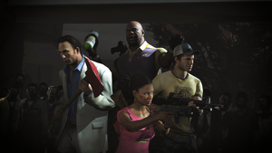 Left 4 Dead 2 by MrShlapa