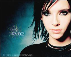 BillKaulitz Wallpaper by my-violet-dreams