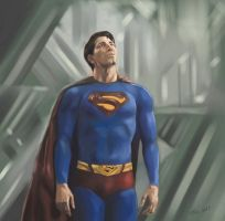 Routh Superman by Ultrajack