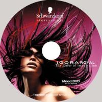 Igora Royal Mood DVD label by anne-two-keen