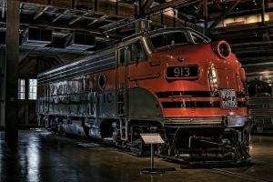 Western Pacific No. 913 by anvilimage