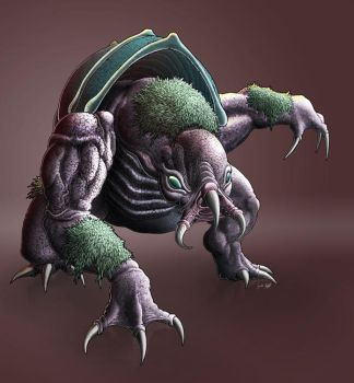 MDB Bestiary: Arachnus-X by Methuselah3000