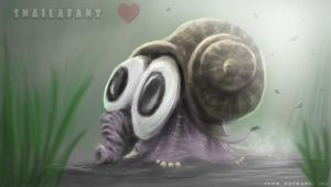 Snailafant by Iggy-design