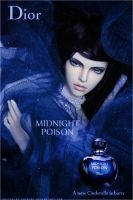 Dior - Midnight Poison Fragrance by Sarqq