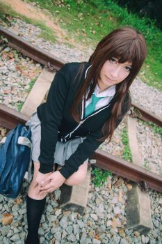 IdolM@ster Cinderella Girls - Shibuya Rin by Xeno-Photography