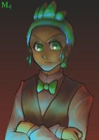 Quick Draw: Cilan - Under the Dark by Marini4