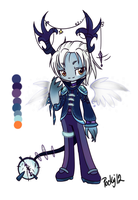 :Adopt Custom: Rolodopts by oddlittleleaf