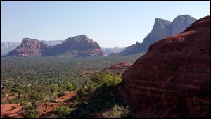 View from Bell Rock by andromeda
