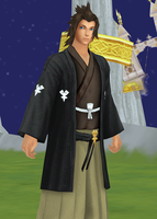 He already looked like a samurai so... (DL) by Reseliee