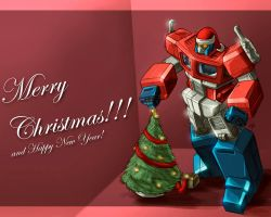 Have a Prime Christmas by dcjosh