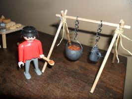 Playmobil Commission 2 by kayanah