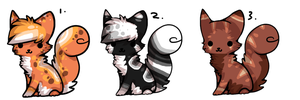 Warrior Cat Auctions :CLOSED: by Swift-The-KittyAdopt