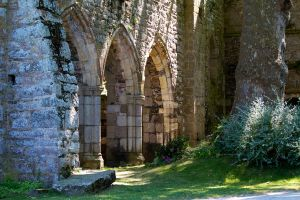 Beauport Abbey 16 Stock by lokinststock