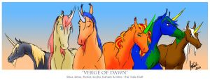 Verge of Dawn by bardicsidhe