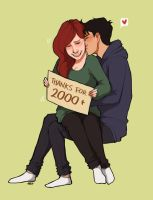 2000+ by avataraandy