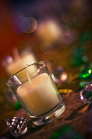 Unlit Candle by BreAnn
