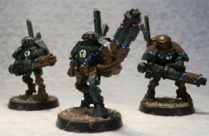 XV15 Stealth Suits by Elmo9141