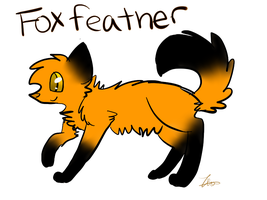 Foxfeather by AutumLeavesofFall