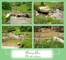 Fantasy River - Pack 2 by Ivette-Stock