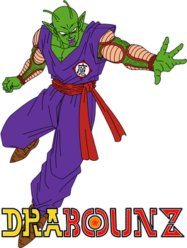 dbz movie 2015 piccolo concept by DrabounZ