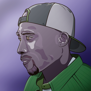 2Pac by COSTAGO