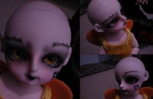 Face up - Bobobie Eric by candiedLapin