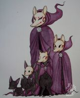 Morpheus Stages by Tsuani-Inushiro