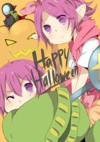 LoM-Happy Halloween by Tomoji