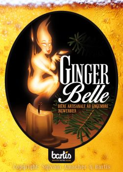 Ginger Belle by CaptainSmog