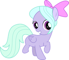 Filly Flitter by Decimix