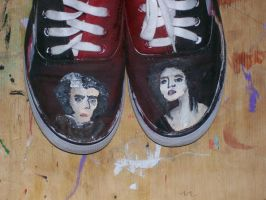 Sweeney Todd Shoes- Portraits by Night-Sky13
