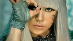 Poker Face - Lady Gaga by Ale93lol