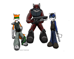 UNIT 8 by TheRealDarkFox13
