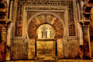 Mihrab by NormanOsborn