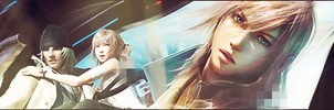 Final Fantasy XIII Set S by boabest