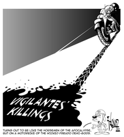 Vigilantes' Killings by Aeonoel