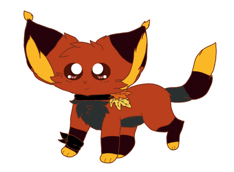 Chibi for Snowypeltt [COMMISSION] by Pika-Poyo
