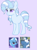 Mlp: Trixie x Pokey P. for ShimmerStarGirl12 by BlackTempestBrony