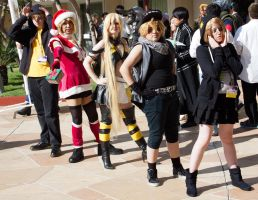 ALA Vocaloid Gathering 2014 Len Rin Lily by EriTesPhoto