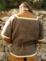 Viking Upper Tunic 2 by Bear-Crafter
