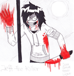 Jeff The Killer (WIP) by SunShineMoonLight