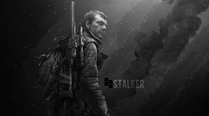Stalker For Or BW by dOseeN